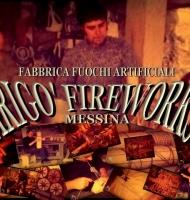 """""""ARIGO' FIREWORKS"""" da Messina - """"I MAESTRI PIROTECNICI"""" 1975"""