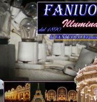 DITTA LUMINARIE FANIUOLO DA PUTIGNANO (Ba) - SERVIZIO FOTOGRAFICO BY PIERP