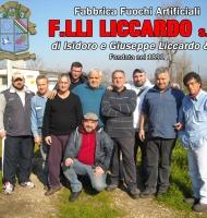 Visita alla ditta F.lli LICCARDO da Mugnano (Na)