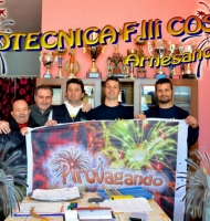 """""""PIROTECNICA"""" dei F.lli COSMA da Arnesano (Le)"""