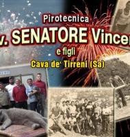 Pirotecnica Cav. VINCENZO SENATORE e FIGLI - Cava de' Tirreni (Sa)